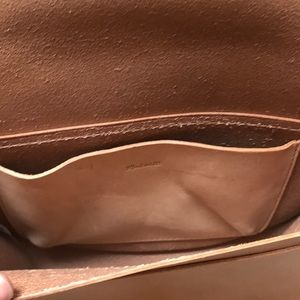 abedffac7 Madewell Bags - Madewell   Leather Sling Purse